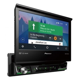 Pioneer AVH-Z7250BT Apple car play/ Android auto