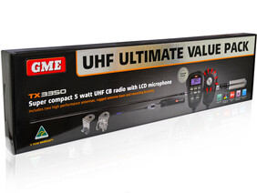 GME TX3350UVP TX3350 Ultimate Value Pack