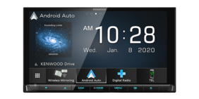 Kenwood DDX9020DABS wireless apple carplay and android auto