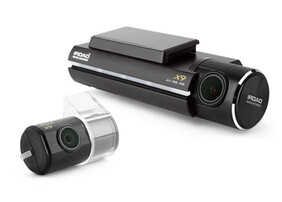 IROAD X9 2-CH Front and Rear Dash Cam