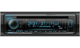 Kenwood KDC-BT40DAB with Digital radio