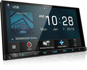 Kenwood DNX9190DABS